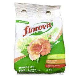 Удобренеи Флоровит для роз 1кг
