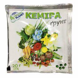 Удобрение Кемира 20 г (грунт)