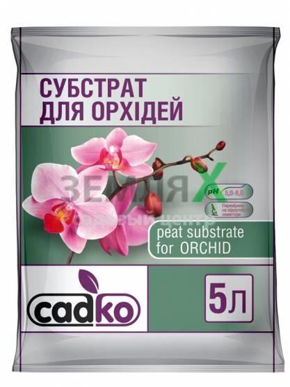 Грунт «Садко», 5 л (для орхидей)