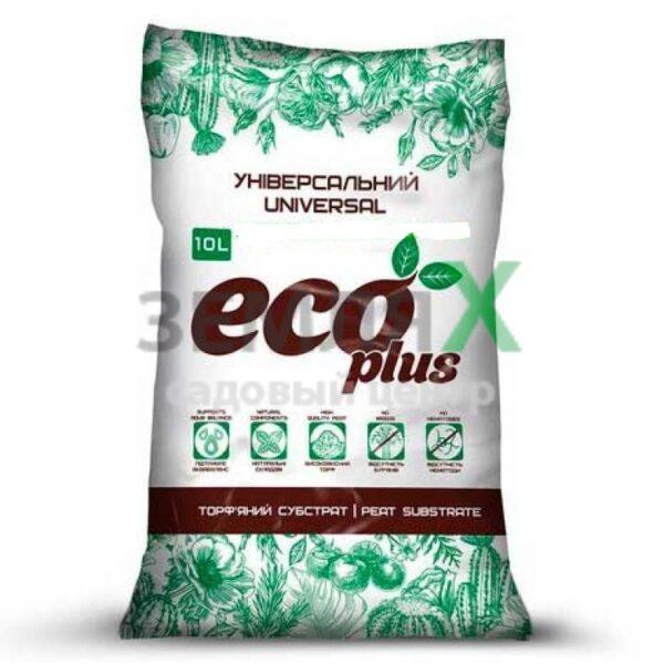 Грунт «Eco Plus», 10 л (универсальный)