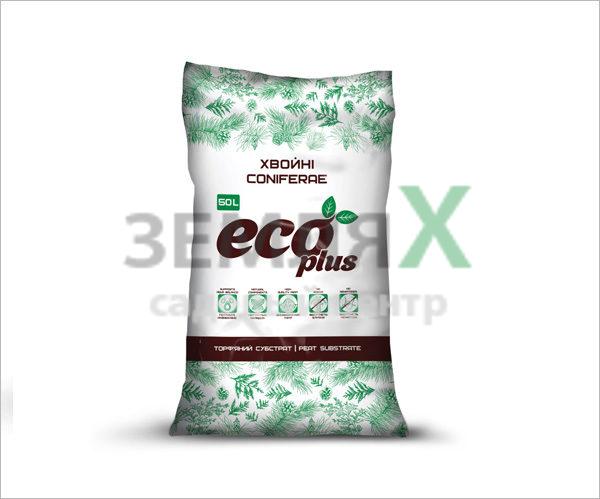 Грунт «Eco Plus», 50 л (для хвойных)