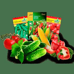 Семена, удобрения, защита